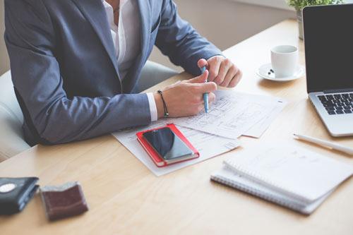 企业自行进行账务处理:会计做账流程是怎样的?